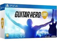 Guitar Hero Live PS4 - CHEAP MUST GO!