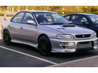Subaru Impreza uk2000 turbo