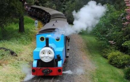 Day out with Thomas - Puffing Billy Tickets