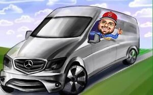 PHILSCOTT van for hire (with man) Mandurah Mandurah Area Preview