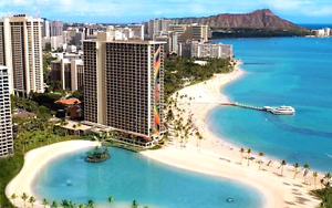 2 ×  Melbourne Return Hawaii Flights - 13/06/17 to 24/06/17 Chadstone Monash Area Preview