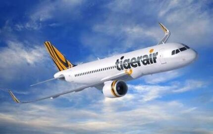 2x return flights BNE to MEL - Tiger