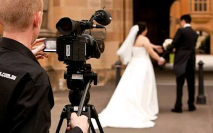 Wanted: Videographer needed for Wedding