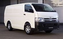 Toyota hiace: wtb Crescent Head Kempsey Area Preview
