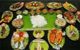 South Indian cook for small parties and functions