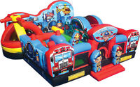 Inflatable Playground Rentals - 2 Styles To Choose From!