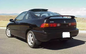 1996 Acura Integra LS (Coupe) Part Out