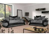 Sheldon 3&2 sofas with FREE FOOTSTOOL