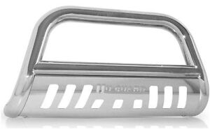 "3"" Stainless Steel Bull Bar Toyota Tundra 2007-18 (BB4416)"