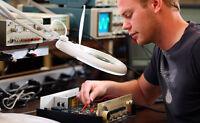 Recherche technicien en reparation électronique