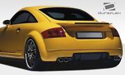 Audi TT Spoiler
