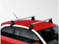 Roof Bars - Audi A1 3 Door - Great Condition, incl allen key, instructions, keys. RRP £195.