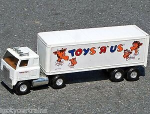 """Camion Toys """"r"""" us 1980"""