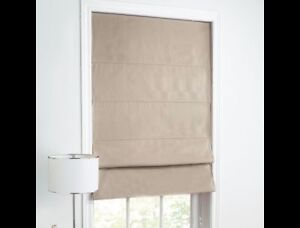 """NEW PRICE"" Two Filtering Canvas Shades"
