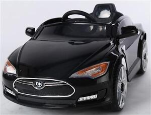 Brand New Electric Child Ride On Car with Remote Controller, Lights, Mp3 Input, Starting Sound, Colors : Black, Pink