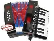 17 Key Accordion