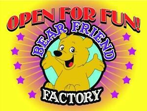 Bear Friend Factory *Fun for Children of all Ages* London Ontario image 2