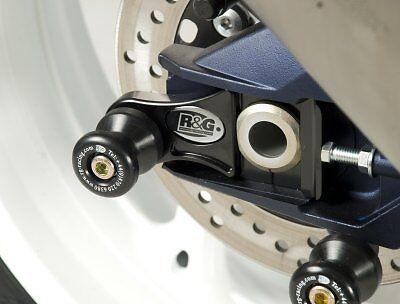 R&G Racing Paddock Stand Bobbins Reels (Offset) to fit Suzuki GSXR 750 2011-2014