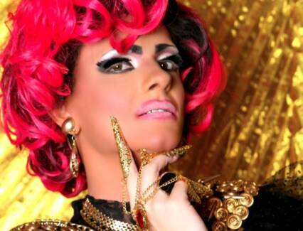 Singing Drag Queen ( Host, Hens Party, Corporate, Entertainer )
