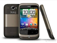 NEW HTC Wildfire 3.5'' G8 Brown Unlocked Android Smartphone
