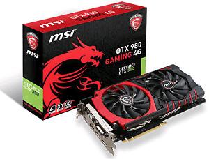 MSI  980 - $300 firm