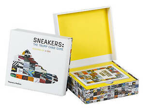 NEW Sneakers: The Trump Card Game (Thames & Hudson Gift)