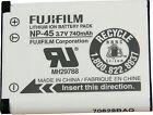 Camera Batteries for Fujifilm Fujifilm FinePix XP Series