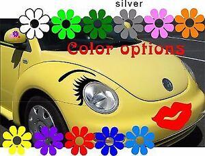 Volkswagen New Beetle autocollant