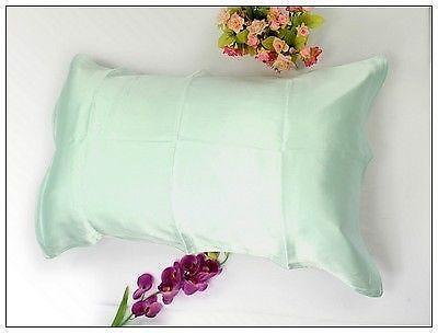 100 Silk Pillowcases Bedding Ebay