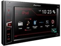Pioneer double dinn touch screen