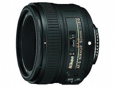 50 mm-Objektiv mit f/1.8