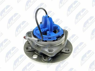 SET 2 FRONT WHEEL HUB BEARING OPEL/VAUXHALL VECTRA C 02-, SIGNUM 2003- WITH IDS