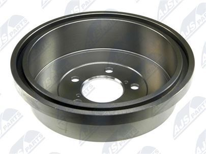 SET 2 REAR BRAKE DRUMS CHRYSLER VOYAGER 15
