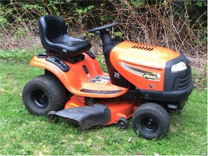 Ariens lawn tractor 20hp hydrostatic