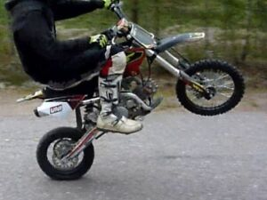Looking for a running pit bike