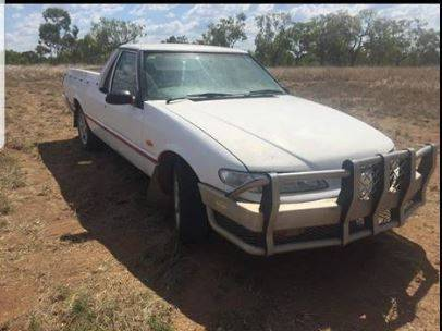 1998 XH falcon Lissner Charters Towers Area Preview