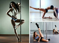Pole Dance/Fitness Drop-in Class May 4th