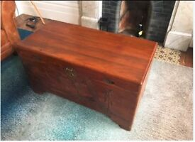 Coltswold Wooden Coffee Table