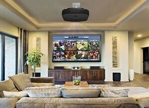 Epson 3LCD - 3D 2D - Projector & Screen - Home Cinema Narangba Caboolture Area Preview