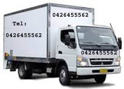 FURNITURE REMOVALS FROM $55 PER HOUR