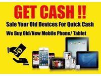 I buy smart phone!