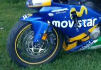 Honda CBR600RR with low kms.....Trades Welcome!