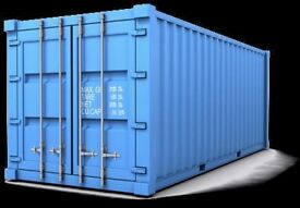 Huge Container full of carboot