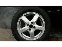 Toyota corolla T3 alloys x4 £60 BARGAIN!