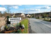 Emmerdale: The Village Tour Sunday 26 March 2 tickets