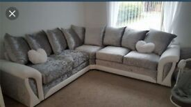 FREE FOOTSTOOL ## With new Shannon corner sofa