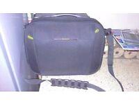 samsonite laptop/travel/office bag grey,brand new!!!