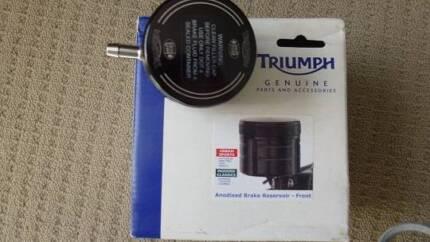 Triumph Front Brake Fluid Resorvoir