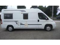 2007 FIAT DUCATO MINT 3 BERTH CAMPER VAN 6 SPEED