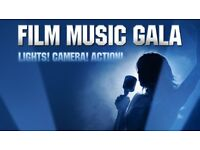 Two tickets for Royal Philharmonic Orchestra: Film Music Gala
